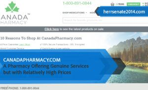 Canadapharmacy.com Review – A Pharmacy Offering Genuine Services but with Relatively High Prices