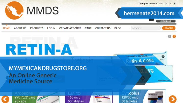 Mymexicandrugstore.org Review – An Online Generic Medicine Source