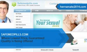 Safemedpills.com Review – Where Lowest Price, Guaranteed Quality is Being Offered
