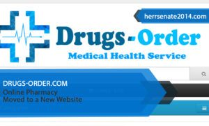 Drugs-order.com Review – Online Pharmacy Moved to a New Website