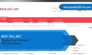 Best-pill.net Review– Maybe Not the Best Pill Store Ever