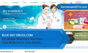 Blue-sky-drugs.com Review: An Online Pharmacy that Puts Your Medicine in Your Hands