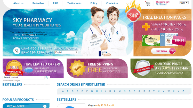Rx-medz.com Review– Yet Again Another Inaccessible Website