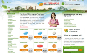 Indian-pharma-online.com Review – Where Rare Indian Erectile Dysfunction Brands Were Available